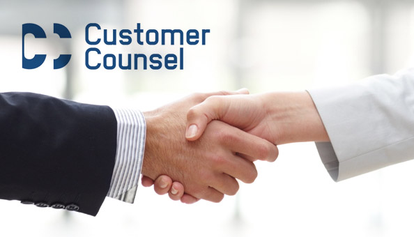 Logotipo Customer Counsel